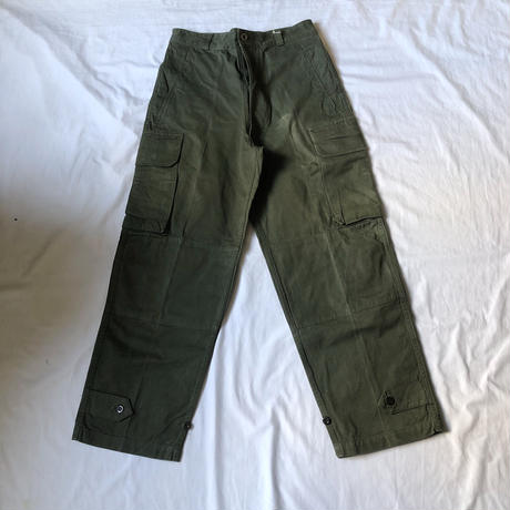 60's French Army M47 Field Trousers 21