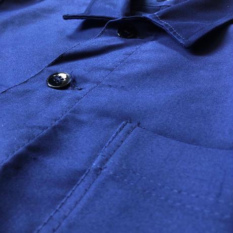 50's Ink Blue moleskin Coverall Dead Stock/2