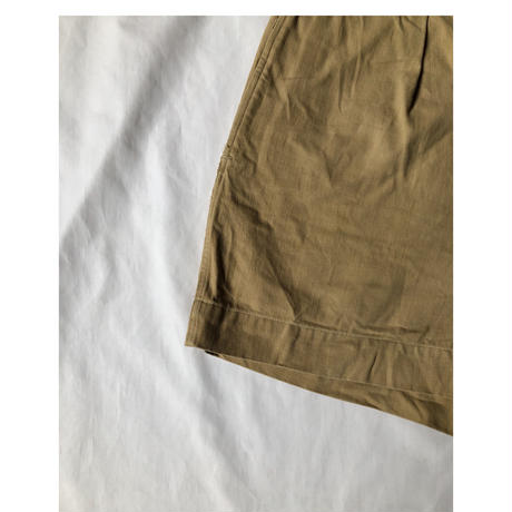 40's〜Early 50's French Army Chino Shorts Early Model