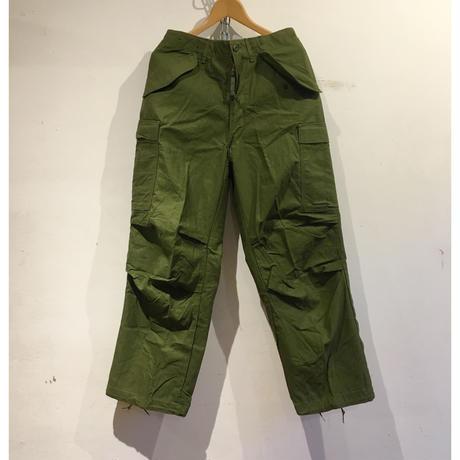 70's M-65 Field Pants Dead Stock  Small/Regular