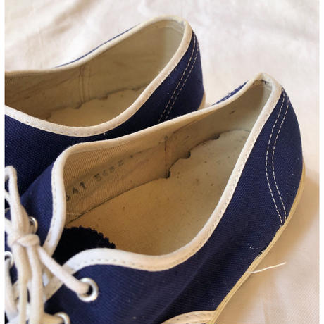 50's French Military Sports Shoes Mint Condition