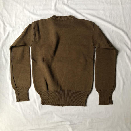 1949's French Army Wool Sweater