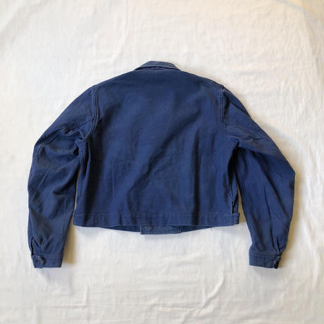 50's Double Breasted Cyclist Jacket.