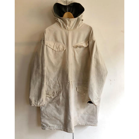 """60's French Army Mountain Smock """"Reversibled Pattern""""/1"""