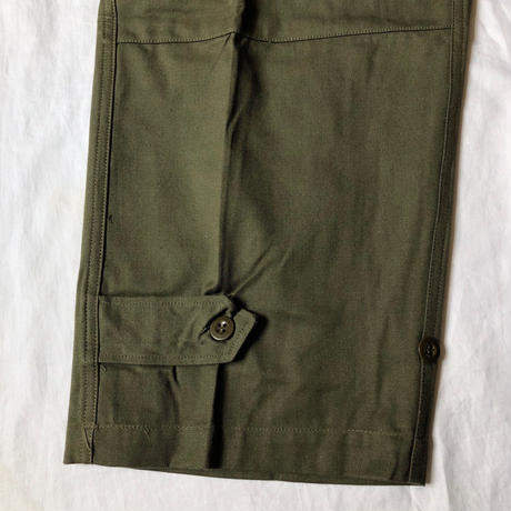 "60's French Army M47 Field Trousers Dead Stock ""31"""