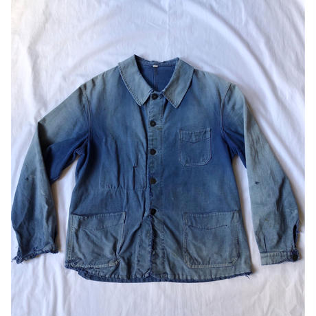40's Cotton Twill Coverall