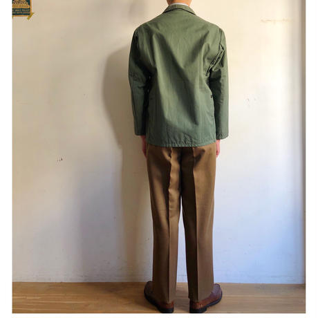 "50's〜60's Light Canvas Lapel Type ""Hunting Jacket""  Mint Condition"