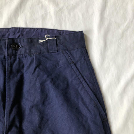 "40's Metis (Cotton/Linen) Work Pants Dead Stock (One wash) Made by ""Au Molinel"""