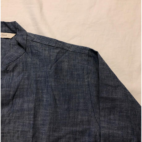 "Lane Fortyfive  ""PLAINVIEW"" Chanbray Fabric"
