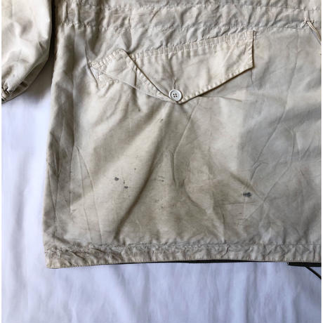 "60's French Army Mountain Smock ""Reversibled Pattern""/1"