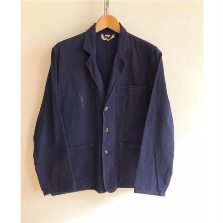 50's British  Change Button Workwear