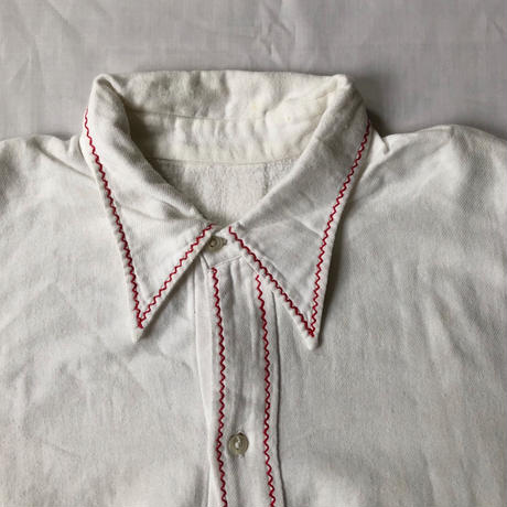 "30's French Farmers ""Holiday Shirt"""