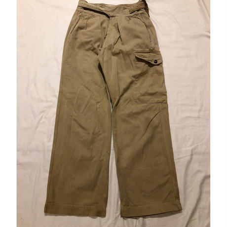 "1954 Royal Australian Army Isuue ""Gurkha"" Trousers/5"