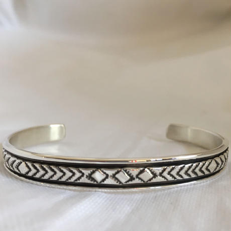 "Indian Jewelry Navajo Made by ""BRUCE MORGAN"" #1"
