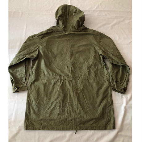 50's French Army Military Smock Good Condition/3