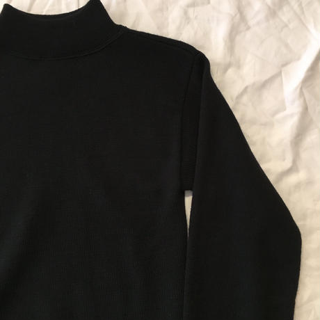 70's US NAVY GOB SWEATER DEAD STOCK