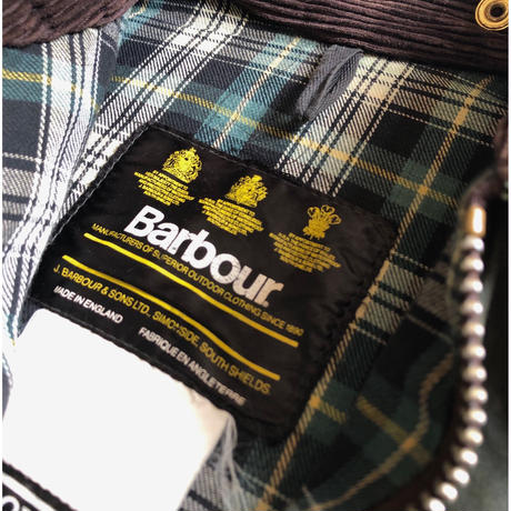 "90's Barbour ""Spey Jacket"" Medium"