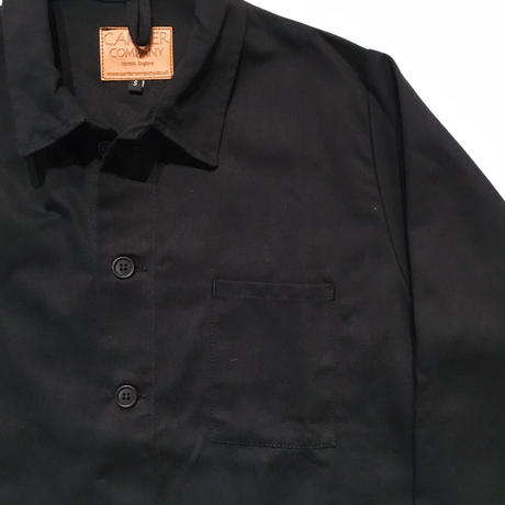 CARRIER COMPANY Norfolk Work Jacket BLACK