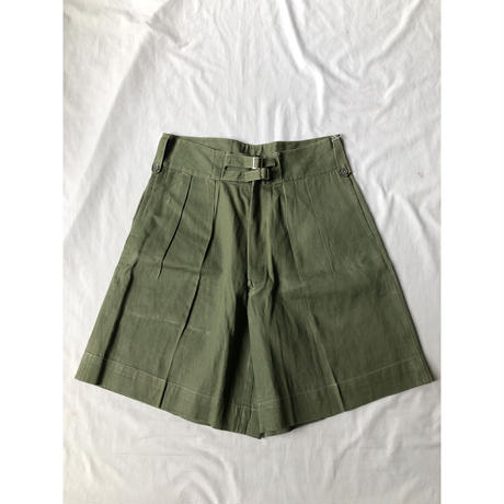 Royal Army Jungle Shorts/1