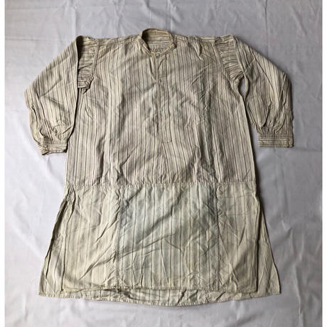 "Early 1900's Antique Farmers Smock ""Big Repaired"""