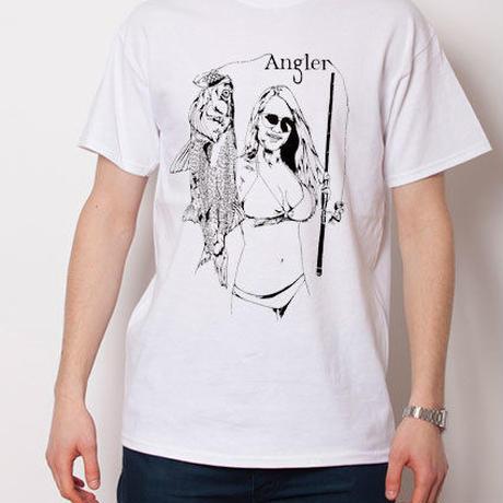 angler-girl Tee (GIL-2000)