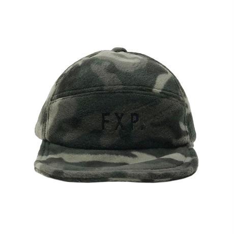 XC-FLEECE  柄フリースキャップ