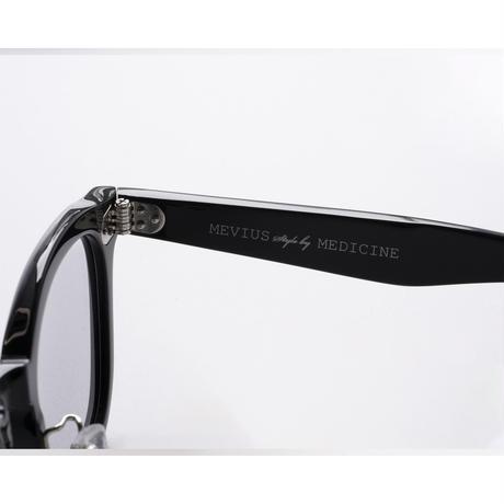 XSG-01 FLASH PACKER 調光サングラス(鼻パッドなしタイプ)