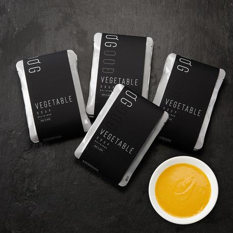 <定期便>無添加 国産野菜スープ(14袋セット)