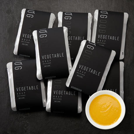 <定期便>無添加 国産野菜スープ(31袋セット)