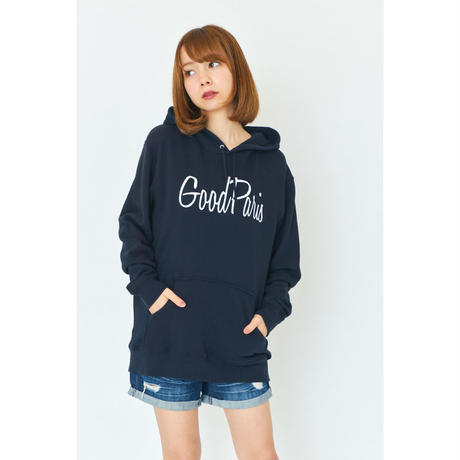 GOOD PARIS PARKA / NAVY GDP-004