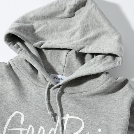 GOOD PARIS PARKA/GRAY GDP-004