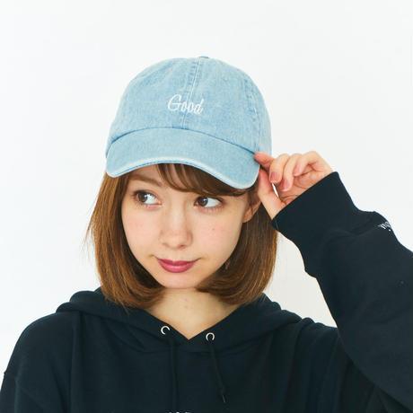GOOD CAP /INDIGO GDG-003