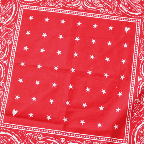 GOOD PARIS BANDANA / RED GDG-001