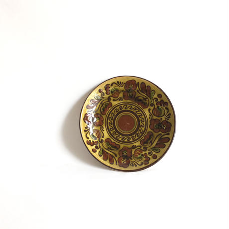 Hand Painted Wall Hanging Ceramic Plate