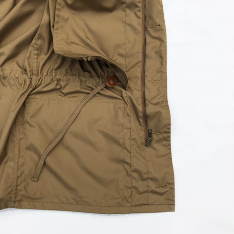 Mountain Safari Jacket-Safari Beige