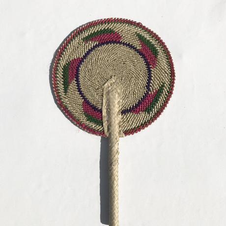 Handmade in Sri Lanka  Palm Leaves Fan