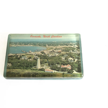 Ocracoke North Carolina Paperweight