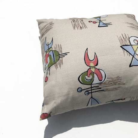 Deadstock Mid Century Pillow