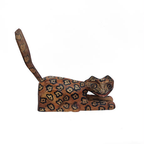Mexican Folk Art Cat