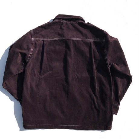 Corduroy PO Shirts Jacket