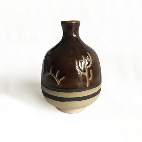 Pottery Single Flower Vase