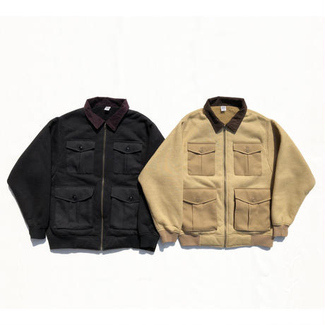 Boa Fleece Pilot Jacket
