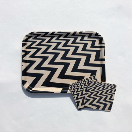 "EYE Filmmuseum Tray & Coaster set ""Twin Peaks"""