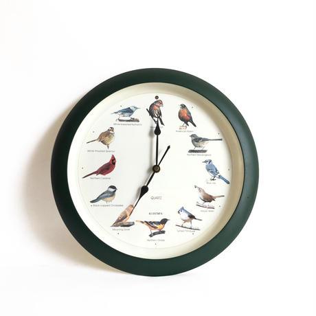 Audubon Society Spring Bird Wall Clock