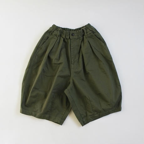 HARVESTY   CIRCUS SHORT PANTS    (グリーン) size1