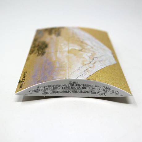 栄太郎飴 富士(色紙)