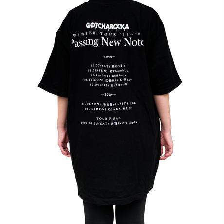 ツアーTシャツ〜Passing New Notes ver.〜