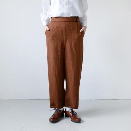 Fantastic Days ファンタスティックデイズ BELTEDパンツ BROWN  BELTED-92-01