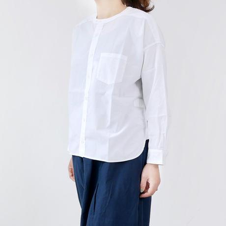 UNIVERSAL TISSU ユニヴァーサルティシュ|ワーキングシャツ|UT193SH012 |WHITE