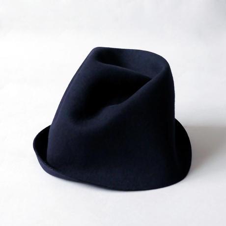 mature ha.| マチュアーハ | free hat back stitch|フリーハットバックステッチ|dark navy|MFEL-1101BST